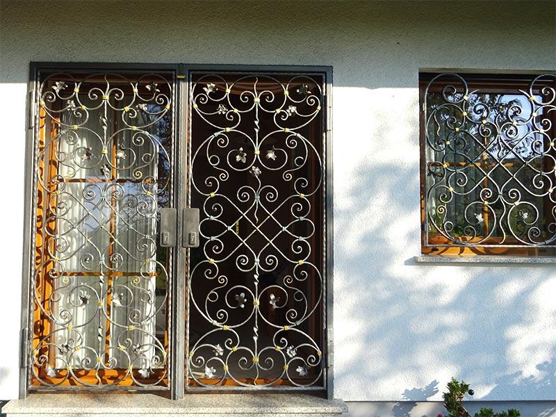 Fenster- und Türanlage